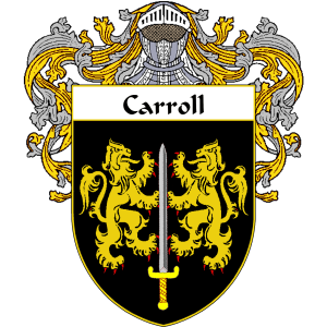 Carroll Irish Coat of Arms