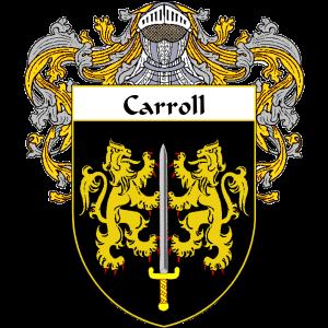 Carroll Irish Coat of Arms